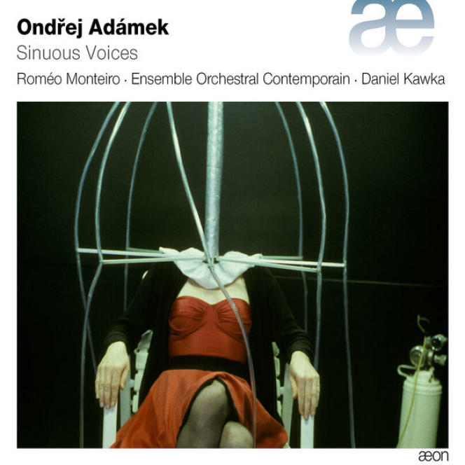 Pochette de l'album « Sinuous Voices », d'Ondrej Adamek