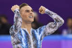 Les Américains Adam Rippon et Gus Kenworthy, ou le Canadien Eric Radford, ont souhaité que leur médiatisation encourage d'autres sportifs à faire leur coming-out.