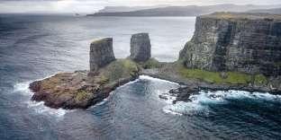 Les îles Kerguelen.
