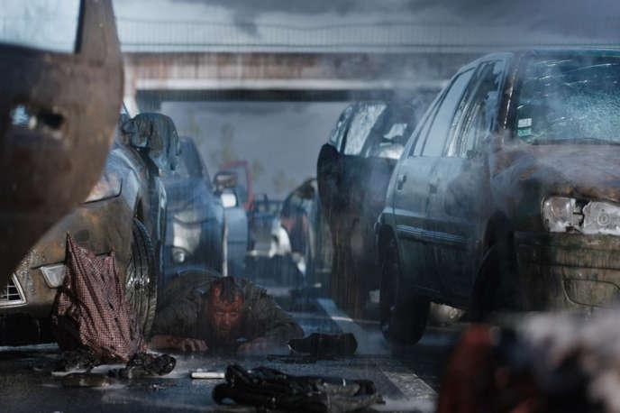 « Acide», de Just Philippot, l'un des quatre courts-métrages du programme«4 histoires fantastiques».