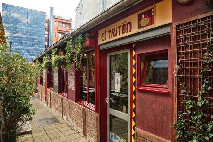 Le Triton, un lieu culturel situé aux Lilas (Seine-Saint-Denis).