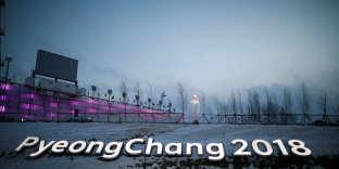 A Pyeongchang, en Corée du Sud, le 13 février 2018.