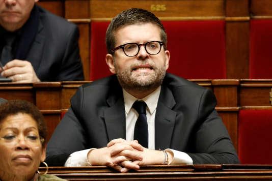 Le député Luc Carvounas.