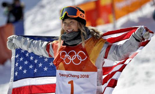 A 17 ans, ChloeKim devient la plus jeune snowboardeuse championne olympique.