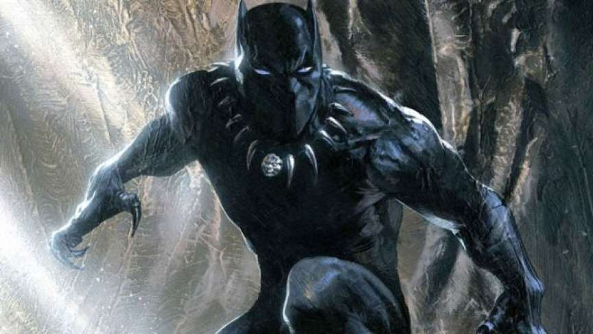 « Black Panther », par Gabriele Dell'Otto.