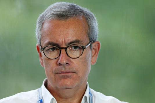 Jean-Pierre Clamadieu devrait succéder à Gérard Mestrallet à la présidence du conseil d'administration d'Engie.