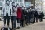 Manifestation de soutien au directeur turc d'Amnesty International, Taner Kilic, détenu sous l'accusation de soutien au mouvement Gülen, à Berlin, le 7 février.