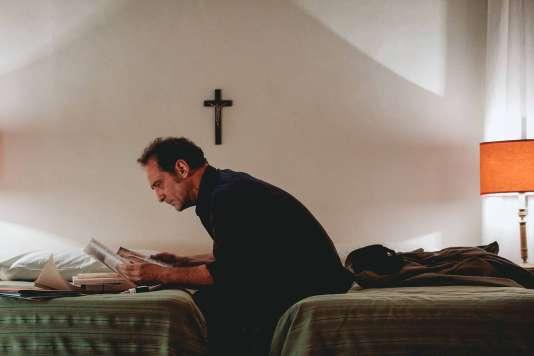 Vincent Lindon dans« L'Apparition», film français de Xavier Giannoli.