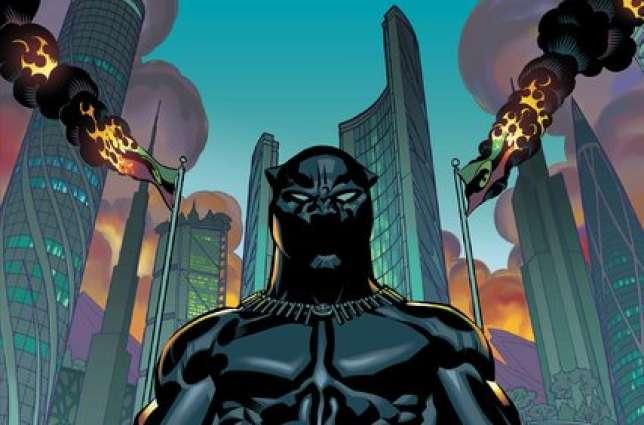 «Black Panther» par Ta-Nehisi Coates etBrian Stelfreeze.