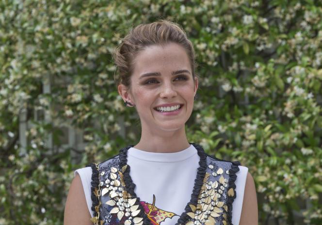 L'actrice Emma Watson a annoncé avoir donné un million de livres sterling à la campagne de prévention contre le harcèlement sexuel lancée par l'industrie du divertissement britannique.