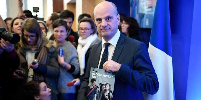 Jean-Michel Blanquer, ministre de l'éducation, à Paris, le 14 février.