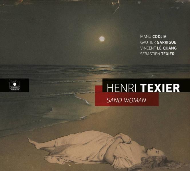 Pochette de l'album« Sand Woman», d'Henri Texier.
