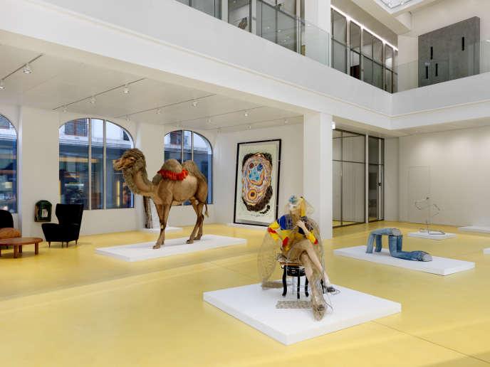 Une partie de la collection d'Eric Syz et de sa femme Suzanne est désormais présentée au public à Genève.