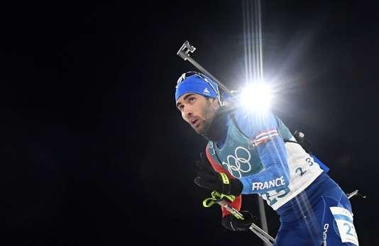 Martin Fourcade pourrait obtenir un sixième titre olympique en cas de disqualification du RusseOustiougov lors de la mass start des JO de Vancouver.