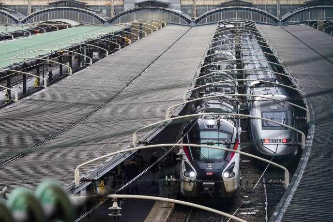 «Le projet CDG Express est quant à lui voué à l'échec dès sa conception : opérationnellement désuet et inefficace, il aboutira à la gare de l'Est, destination peu commode pour rejoindre les quartiers d'affaires du centre de Paris ou de La Défense» (Photo: gare de l'Est, le 15 février).