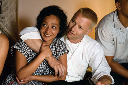 Ruth Negga et Joel Edgerton dans«Loving», de Jeff Nichols.