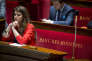 Marlène Schiappa, secrétaire d'Etat chargée de l'égalité entre les femmes et les hommes, à l'Assemblée nationale, le 15 février.