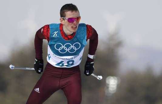 Denis Spitsov a devancé Maurice Manificat de quatre secondes dans l'épreuve du15km libre.