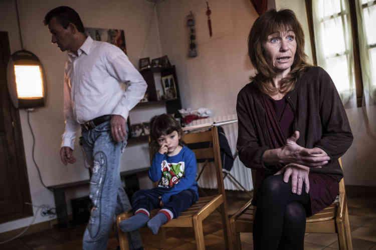 Angel et Nathalie Guillen ont été choisis pour bénéficier du logement offert pendant un an à une famille avec des enfants en bas âge par la mairie de Gréalou.