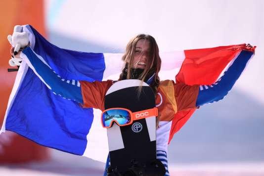 Julia Pereira de Sousa-Mabileau, 16 ans et une médaille olympique.