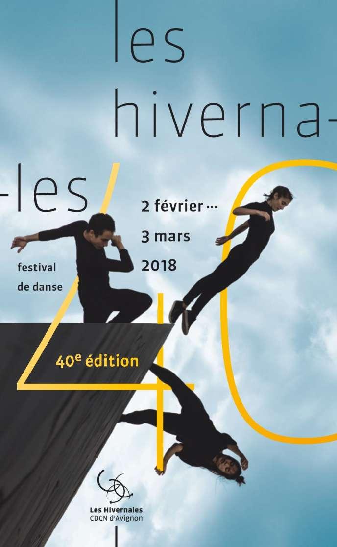 La 40e édition du festival de danse Les Hivernales se tient à Avignon, jusqu'au 3 mars 2018.