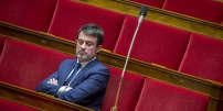 Manuel Valls participe à la discussion sur le régime d'asile européen à l'Assemblée nationale à Paris, jeudi 15 février 2018 - 2018©Jean-Claude Coutausse / french-politics pour Le Monde