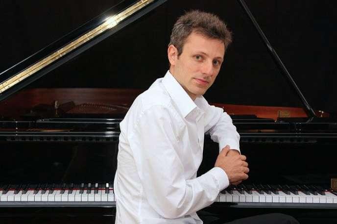 Le pianiste Maxime Zecchini.