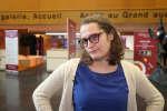 Svenia Busson, jeune diplômée d'HEC qui a fait une année sabbatique. Elle a témoigné à la conférence O21 à Nantes.