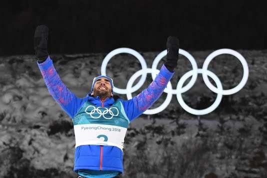 Martin Fourcade est devenu le Français le plus titré de l'histoire des sports d'hiver.
