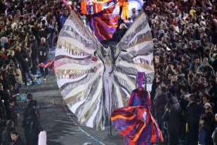 Le carnaval de Nice, organisé du 17 février au 3 mars sur le thème du « Roi de l'espace», mobilise un nombre de policiers que le préfet des Alpes-maritimes, Georges-François Leclerc, a refusé de divulguer, mais permettant d'assurer une «sécurité supérieure au millésime 2017 », a-t-il dit.