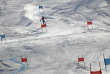 France's Alexis Pinturault competes during the first run of the men's giant slalom at the 2018 Winter Olympics in Pyeongchang, South Korea, Sunday, Feb. 18, 2018. (AP Photo/Michael Probst)