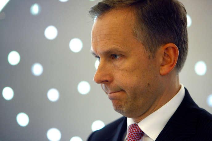 Ilmars Rimsevics, en mai 2009 à Riga.