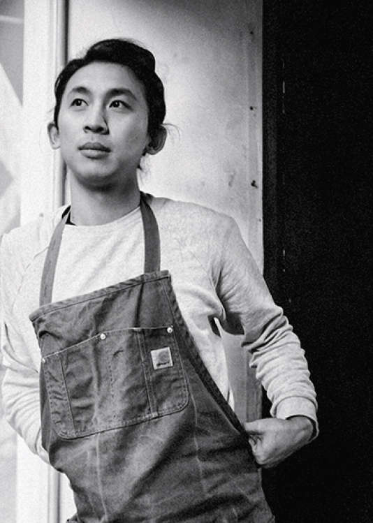 Le chef Eseu Lee.