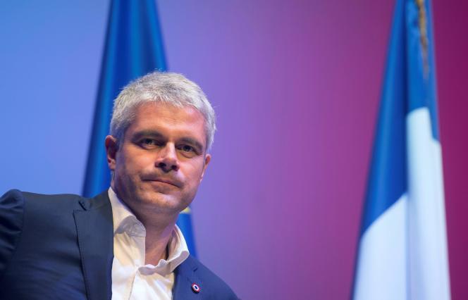 Elu en décembre à la tête du parti Les Républicains, Laurent Wauquiez est critiqué jusque dans son camp pour ses propos tenus devant des étudiants d'une école de commerce lyonnaise.