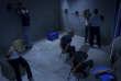 Scène d'interrogatoire dans«La Chasse aux fantômes», de Raed Andoni.