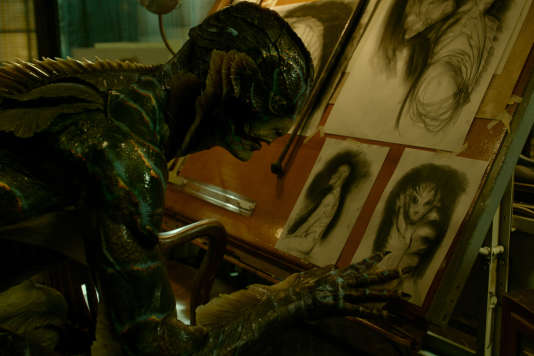 « La Forme de l'eau » (« The Shape of Water »), de Guillermo del Toro.