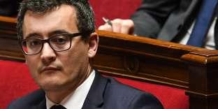 Le ministre des comptes publics, ici le 31 janvier sur les bancs de l'Assemblée nationale, est toujours l'objet d'une plainte pour« abus de faiblesse».