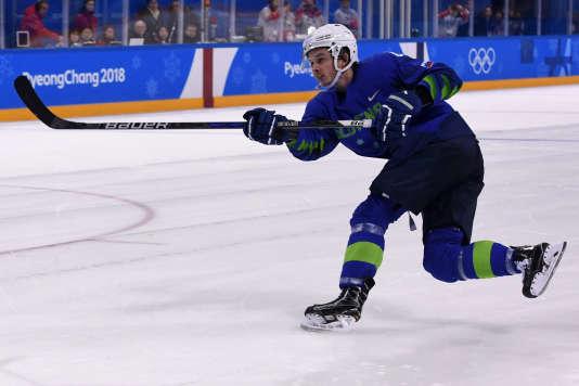 PyeongChang 2018 - hockey: un Slovène contrôlé positif