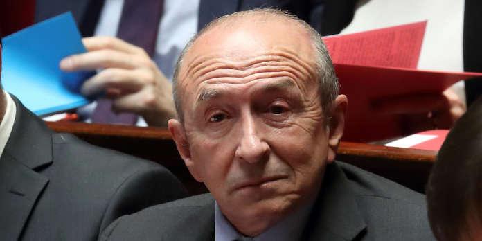 Soupçons d'emploi fictif de l'ex-compagne de Gérard Collomb : « pas d'élément matériel » trouvé par la Cour des comptes