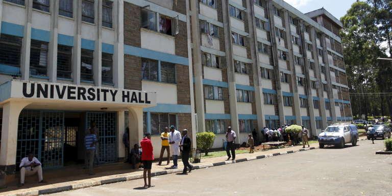 Sciences Po a noué un partenariat avec l'Université de Nairobi (ici en 2015).