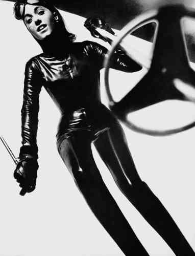 Rita Scherrer pour « Vogue », Paris, 1967.