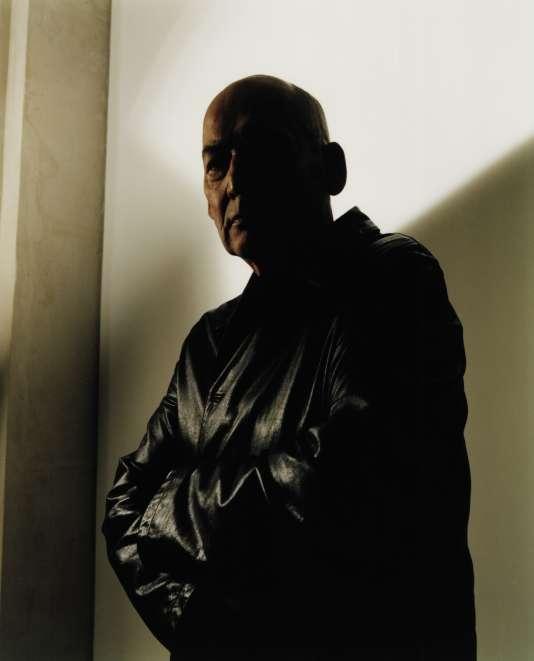 Rem Koolhaas à Paris, le 10 janvier.