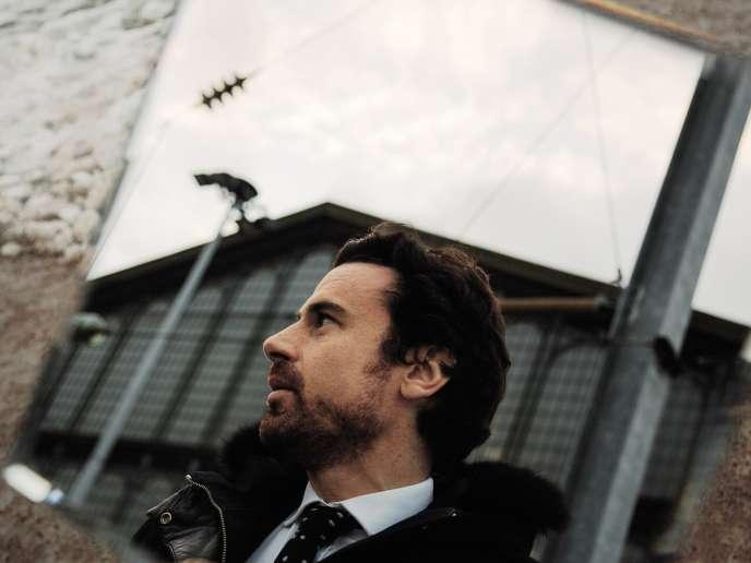 Mathias Vicherat, à la gare du Nord,à Paris, le 9 février.