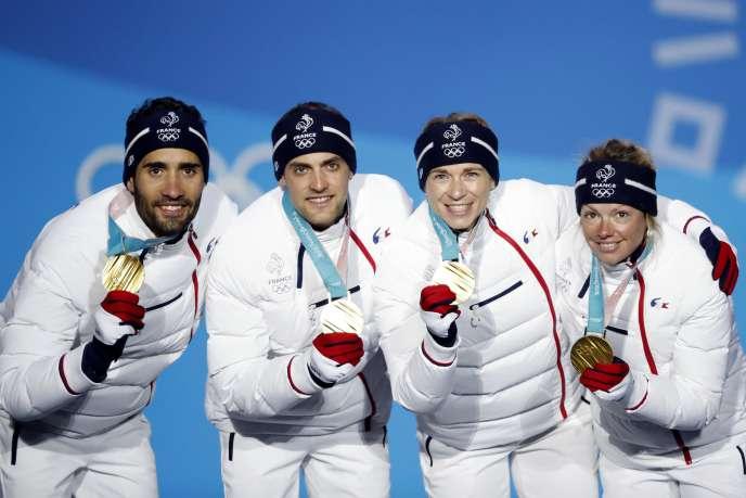 free shipping nice cheap 100% top quality JO 2018 : le biathlon français, un système élitiste tourné ...