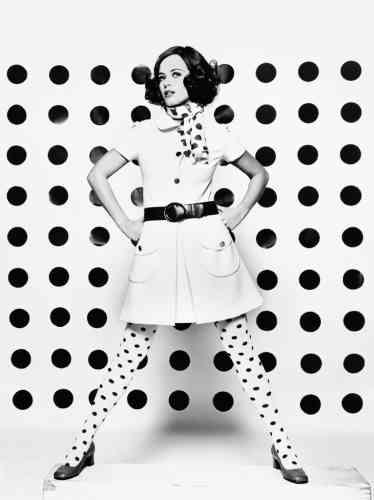 Rita Scherrer pour« Vogue», Paris, 1967.