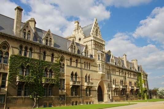 Le campus d'Oxford,« une sphère progressiste», pour Noé Michalon.