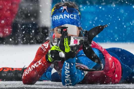 JO 2018: les Françaises décrochent le bronze dans le relais de biathlon