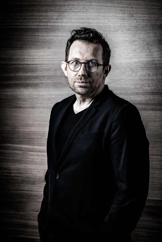 Luc Dubanchet, fondateur de la revue« Omnivore».