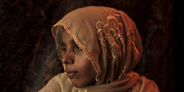 Hassina a survécu au massacre du village de Tula Toli, en Birmanie, au cours duquel sa petite fille, âgée de 1 an et 4 mois, a été tuée.