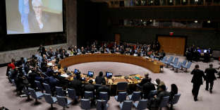 Une nouvelle version légèrement amendée du projet de résolution négocié depuis deux semaines a été distribuée aux membres du Conseil de sécurité de l'ONU.